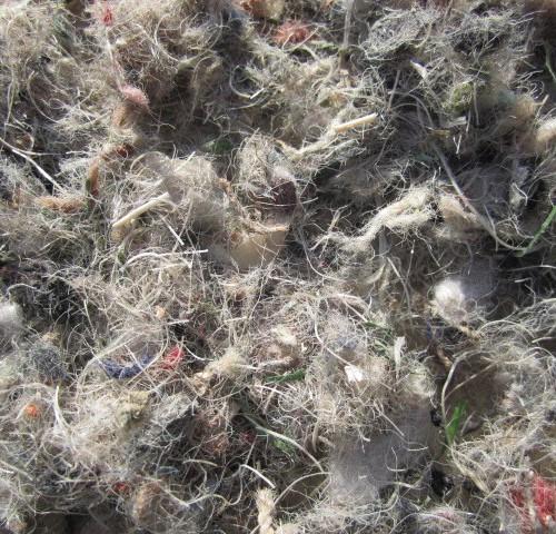 ballot-fibres-synthetiques-elastiques-feutre-caoutchouc